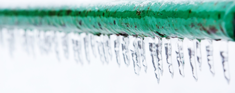 The Season is Upon Us: Frozen Pipes