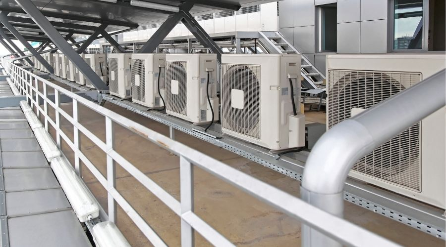 Central Air Conditioning is a Commodity